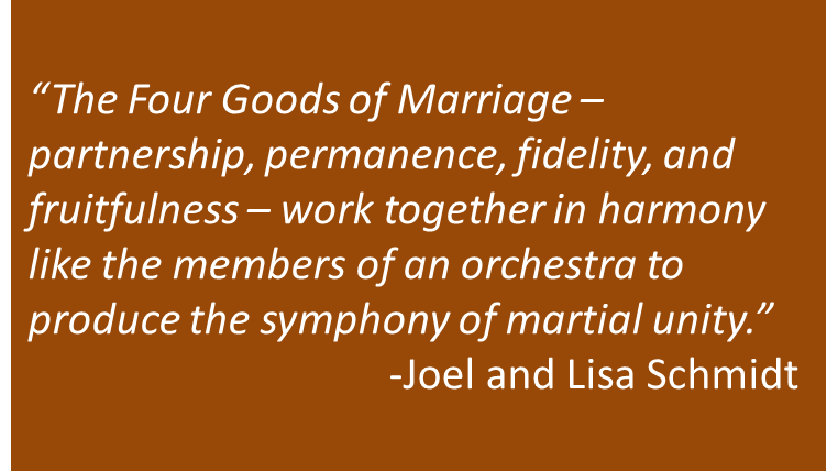 Permanence of marriage definition