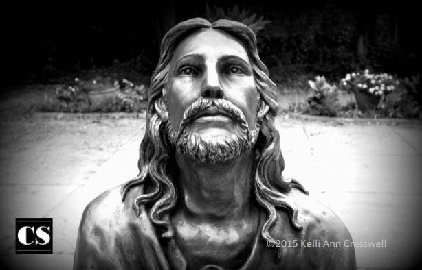 Kelli - jesus praying