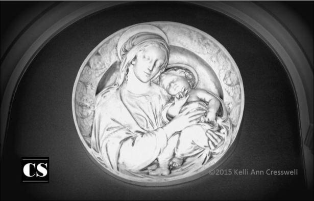 Kelli - madonna and child