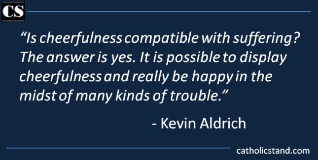 Kevin Aldrich - Cheerfulness
