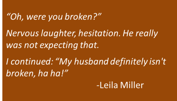 Leila Miller - Fixed