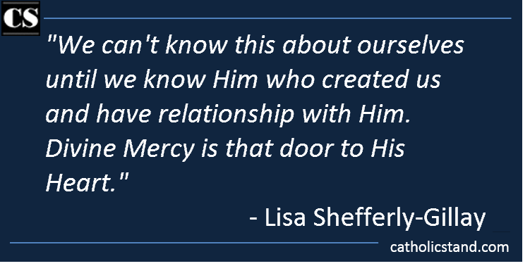 Lisa Shefferly-Gillay divine mercy