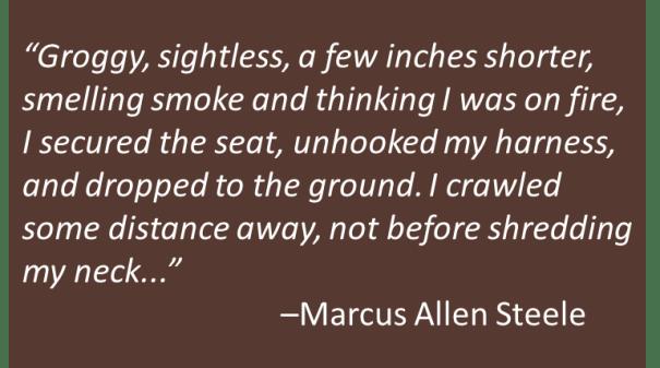 Marcus Allen Steel - The Crash