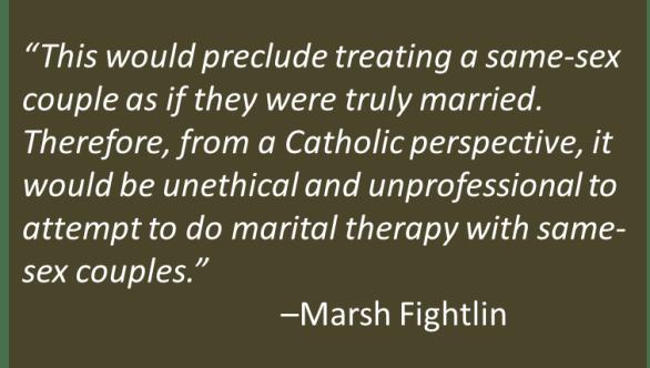 Marsh Fightlin - SSM Psychologist