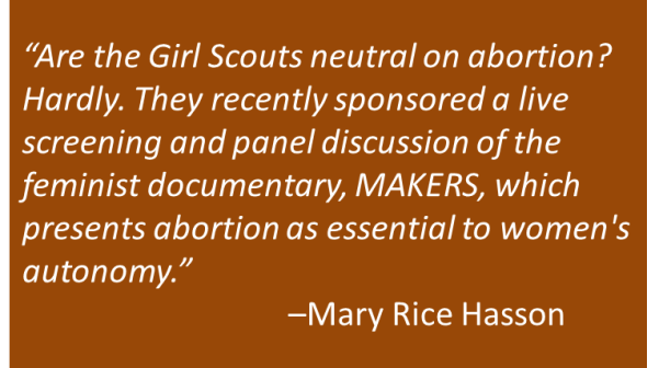 Mary Rice Hasson - GS MAKERS