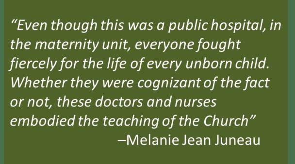 Melanie Jean Juneau - Neonatal Ward