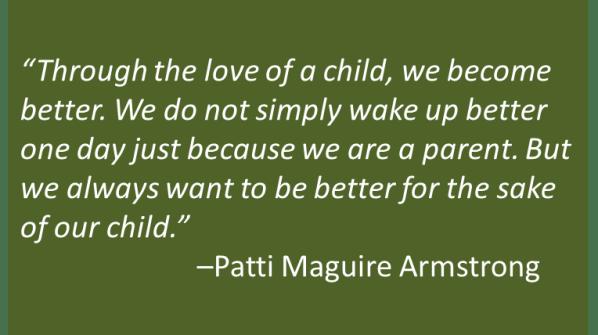 Patti Armstrong - Saving the World
