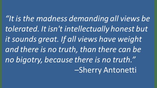 Sherry Antonetti - Dissent