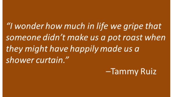 Tammy Ruiz - Can\'t Cook