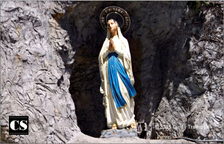 mary, blessed mother