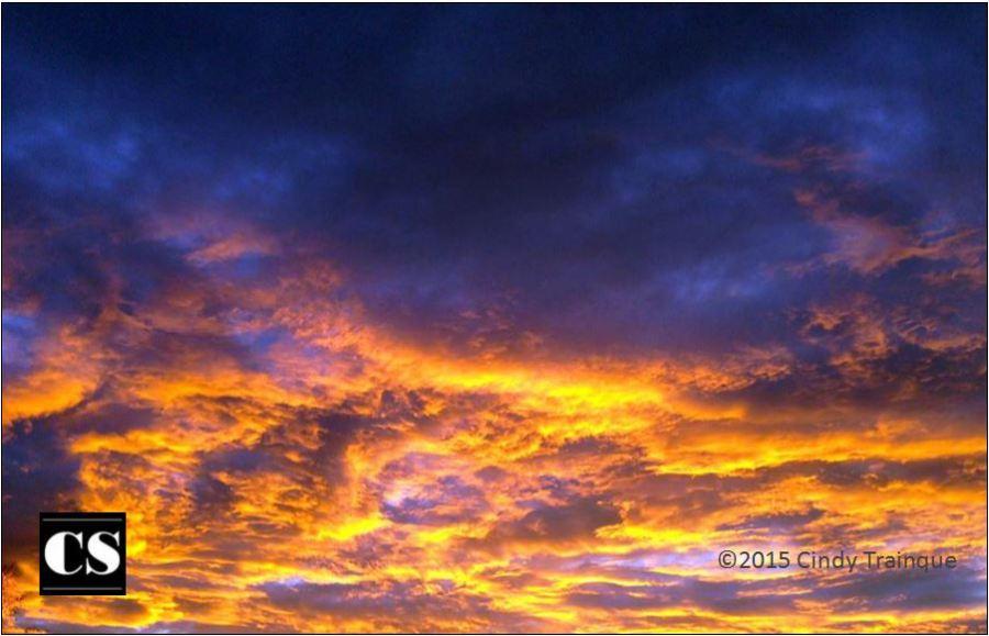 sky, storm, fear, hope, faith