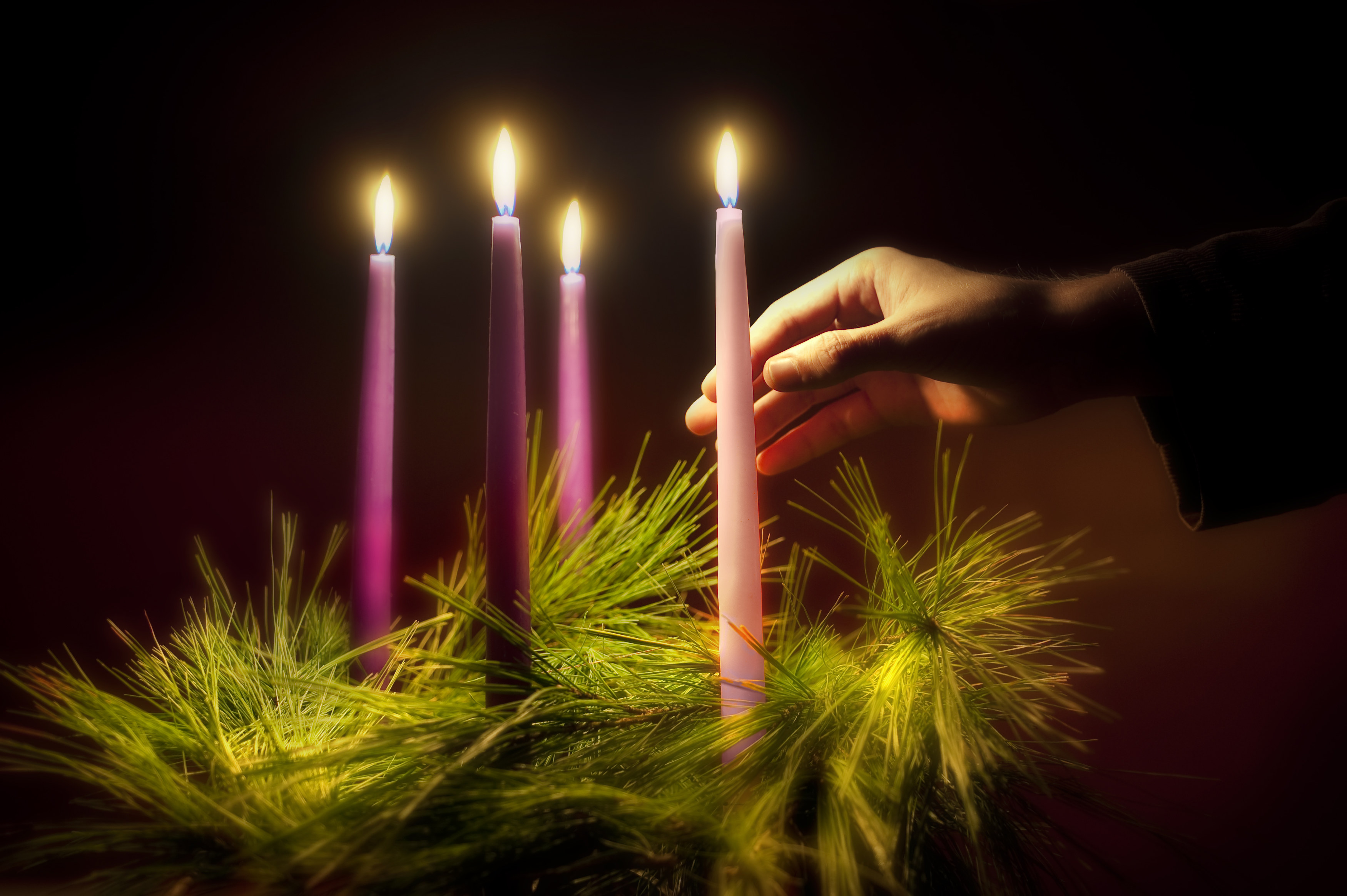 Advent Season Is Time Of Penance To Anticipate Christ S
