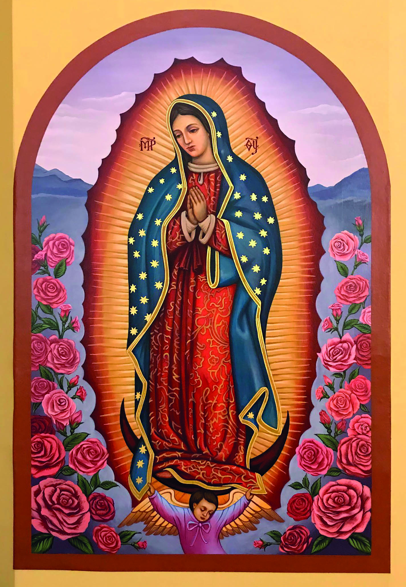 Our Lady Of Guadalupe Is A Feast For Byzantine Catholics
