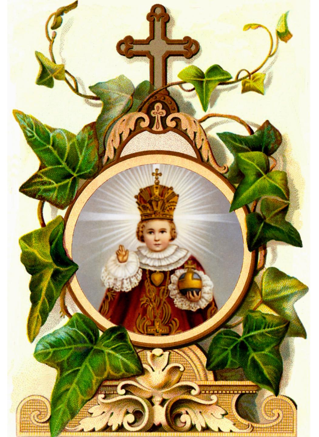 INFANT OF PRAGUE INDEX