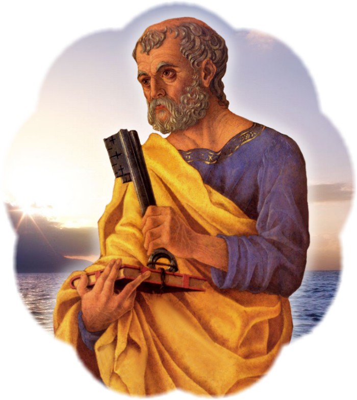 Image result for st peter with keys