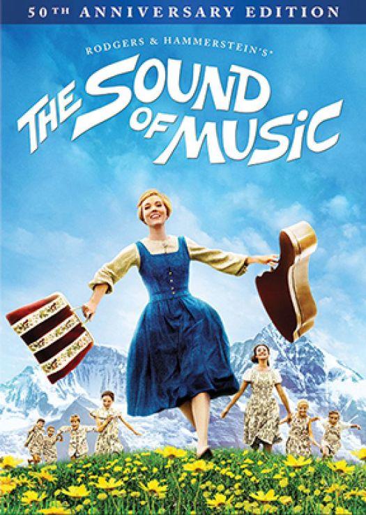 Sound Of Music: 50th Anniversary DVD | Catholic Video ...