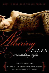Book Cover: Alluring Tales 2: Hot Holiday Nights