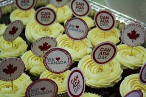 Canada Day Cupcakes from Cath's Cookery Creations!  |  www.cathscookerycreations.com