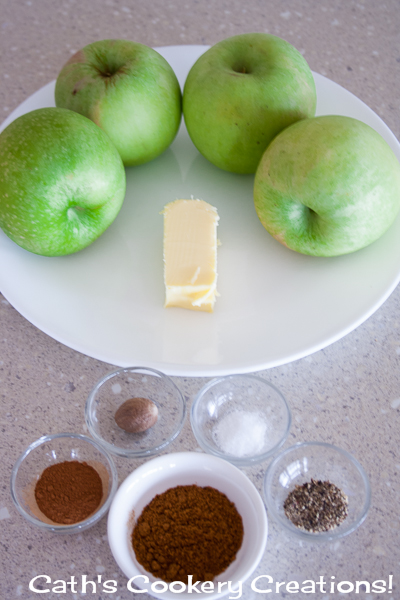 Spiced Apple Sauce from Cath's Cookery Creations! @CathsCookery