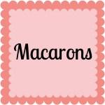 Baking-Macarons