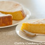 Orange and Almond Cake from Cath's Cookery Creations! | www.cathscookerycreations.com