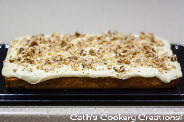 Hummingbird Cake from Cath's Cookery Creations! | www.cathscookerycreations.com