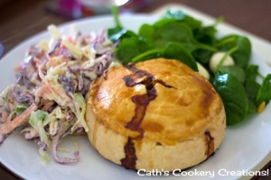 Melton Mowbray Pork Pie from Cath's Cookery Creations! | www.cathscookerycreations.com