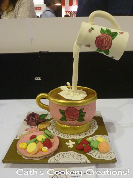 The Sweet Life #3 - Cake Bake and Sweets Show 2015 - Cath ...