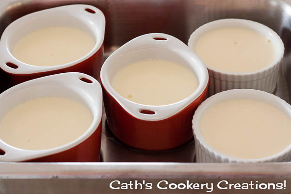 Passionfruit Créme Brûlée from Cath's Cookery Creations!   www.cathscookerycreations.com