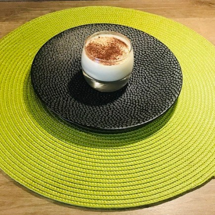Petit pôt de crème vanille