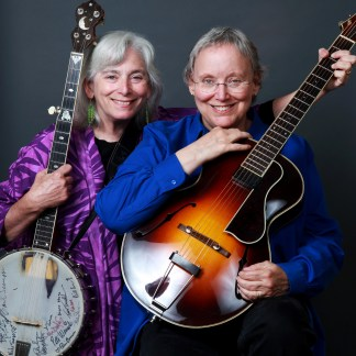 Cathy Fink & Marcy Marxer ALL Concerts Folk/Family/Traditional Credit Michael G. Stewart