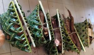 Leaf Baskets