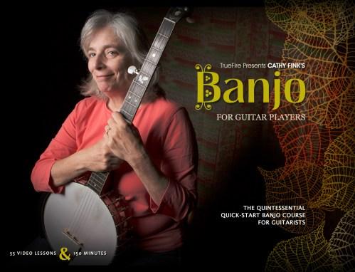 Truefire Banjo for Guitar