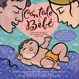 CÁNTALE A TU BEBÉ Book Cover