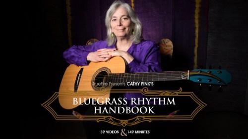 Cathy Fink TrueFire Bluegrass Rhythms
