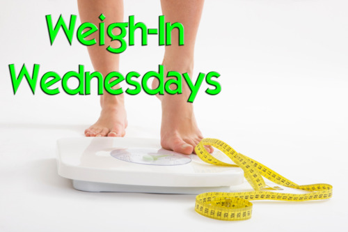 weigh in Wednesdays