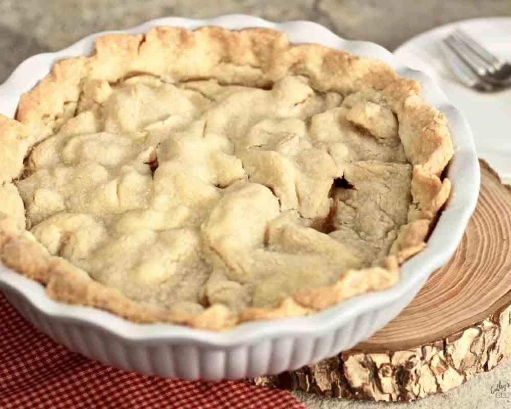 Gluten Free Pie Crust CathysGlutenFree.com