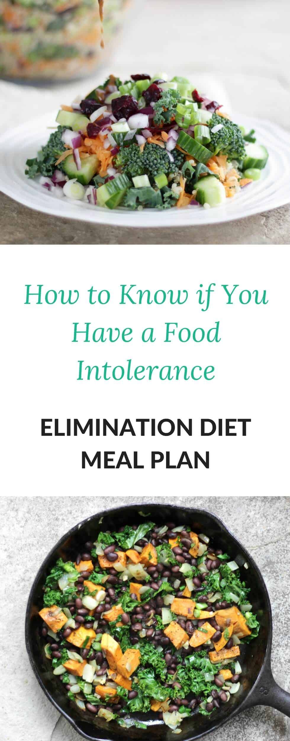 How to Know if You Have a Food Intolerance