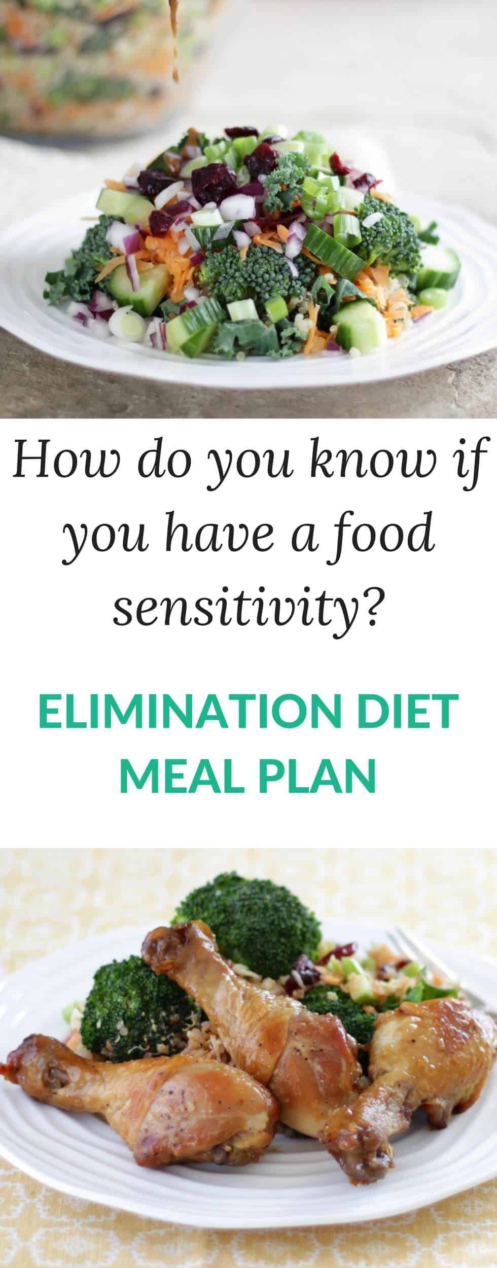 How do you know if you have a food sensitivity?
