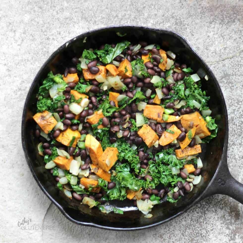 Sweet Potato Skillet makes a nice weekend breakfast on the Elimination Diet Meal Plan.