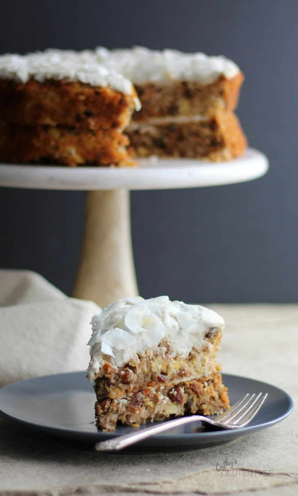 Gluten Free Carrot Cake Recipe With Pineapple
