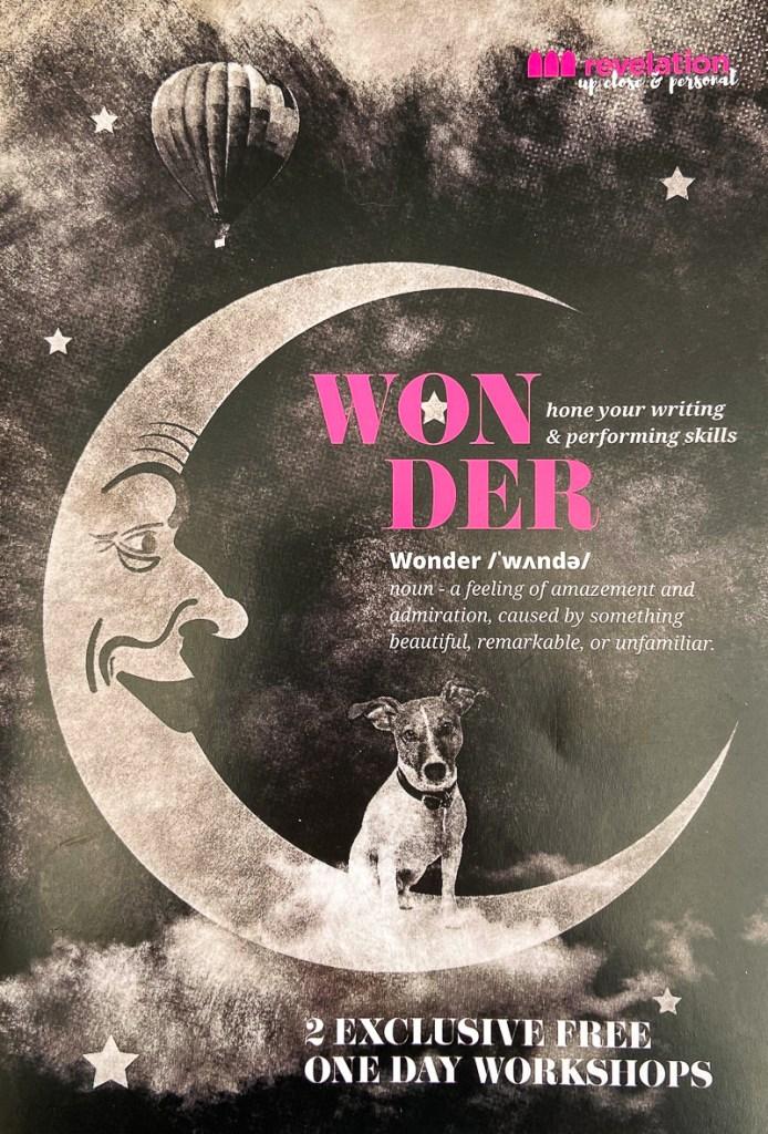 Wonder workshops flyer