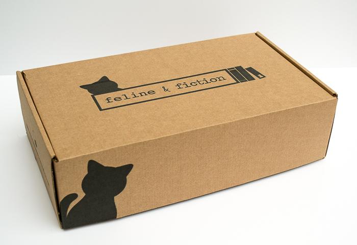 Feline and fiction box
