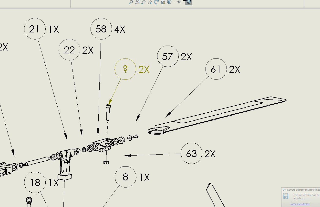 Fixing Balloons That Aren T Attached In Your Solidworks