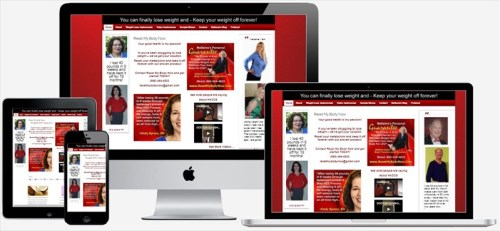 This site was developed to meet the client's request to replicate a prior site layout. This site features both written and video testimonies, along with product specific content.