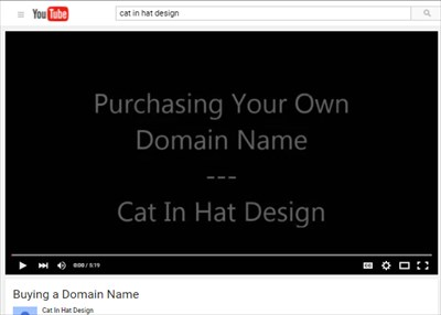 How and Why To Buy a Domain Name