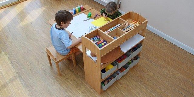 Pentingkah Memilih Meja Lipat untuk Anak