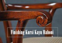Cat Plitur Kayu Terbaik Untuk Kursi Kayu Mahoni