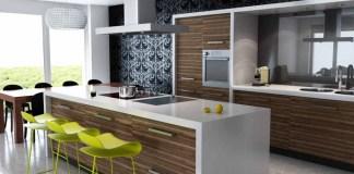 Tips Mendesain Dapur Sekaligus Untuk Ruang Makan