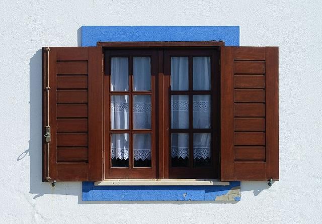 jenis jendela untuk hunian pribadi